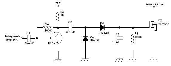 An S-Meter and AGC circuit – uBitx on mod box parts, simple led circuit diagram, xbox 360 controller diagram, rheostat circuit diagram, mod box connector,