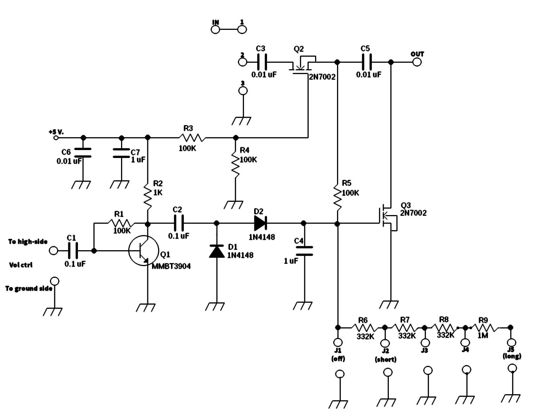 Agckit S Meter Circuit Diagram